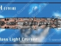 Weymouth Light Cruiser-store