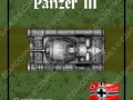 German Panzer 3-store 12
